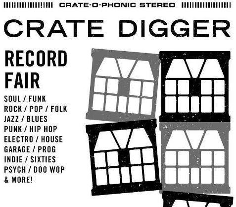 crate digger flyer